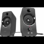 SPEEDLINK DAROC loudspeaker 6 W Black Wired