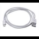 Dynamode USB2.0-Lightning 1m USB A Lightning White C-USB-LIGHTNING-BL