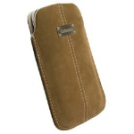 Krusell Luna Mobile Pouch Large Brown