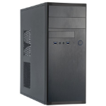 Chieftec HQ-01B-OP computer case Midi Tower Black