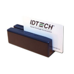 ID TECH SecureMag USB Black magnetic card reader