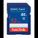 Sandisk Standard SDHC Card 32GB SDHC Flash Memory