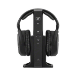 Sennheiser RS 175 Negro Circumaural Diadema auricular