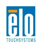 Elo Touch Solution E952913 flat panel desk mount Grey