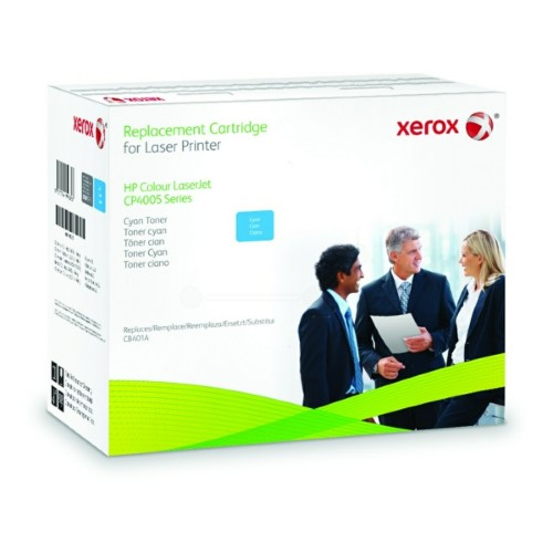 Xerox 003R99733 compatible Toner cyan, 7.5K pages @ 5% coverage (replaces HP 642A)