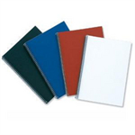 GBC LeatherGrain Binding Covers 250gsm A4 Dark Green (100)