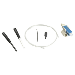 Black Box PP-SC-SM-6PAK fiber optic connector Male/Female