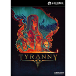 Paradox Interactive Tyranny - Commander Edition, PC Linux/Mac/PC video game