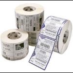 Zebra Z-Perform 1000D self-adhesive label White Rectangle Permanent