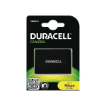 Duracell Camera Battery - replaces Nikon EN-EL9 Battery rechargeable battery