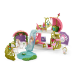 SCHLEICH Bayala Glittering Flower House with Unicorns, Lake and Stable Toy Playset, 5 to 12 Years, Multi-colo