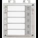 2N Telecommunications HELIOS IP VERSO - 5 NAMEPLATE MODULE