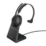 Jabra Evolve2 65, UC Mono Headset Head-band Black