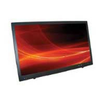 "Vigilant DSMH21.5LED-WGF 21.5"" Full HD LED Black computer monitor"