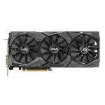 ASUS ROG STRIX-GTX1080-A8G-GAMING NVIDIA GeForce GTX 1080 8GB