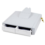 Ergotron 97-988 multimedia cart accessory Drawer Grey,White