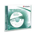 Verbatim DVD-R MediDisc 8x 4.7 GB 10 pcs