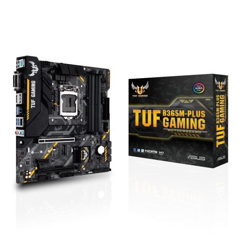 ASUS TUF B365M-PLUS GAMING Intel B365 LGA 1151 (Socket H4) micro ATX