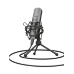 Trust GXT 242 Table microphone Black