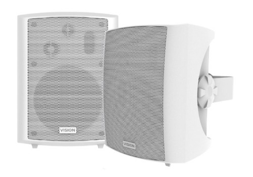 Vision SP-1800PBT 60W White speaker set