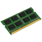 Kingston Technology ValueRAM 4GB DDR3-1600 módulo de memoria 1600 MHz