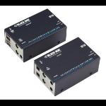 Black Box ServSwitch Wizard KVM extender Transmitter & receiver