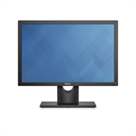 "DELL E Series E2016H 19.5"" HD TN Matt Black computer monitor LED display"