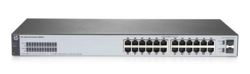 Hewlett Packard Enterprise 1820-24G Managed L2 Gigabit Ethernet (10/100/1000) Grey 1U
