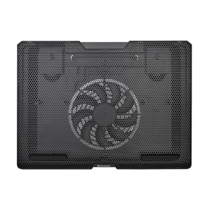 "Thermaltake Massive S14 notebook cooling pad 38.1 cm (15"") 1000 RPM Black"