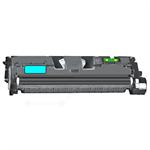 Delacamp C9701A-R compatible Toner cyan, 4K pages, 980gr (replaces HP 121A)