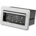 StarTech.com Caja de Conectividad de Audio y Vídeo para Mesas de Conferencia - 4K