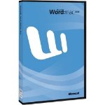 Microsoft Word 2008 for Mac, DVD, EN