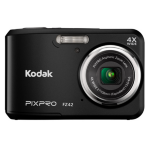 "Kodak FZ42-BK 16.15MP 1/2.3"" CCD 4608 x 3456pixels Black compact camera"