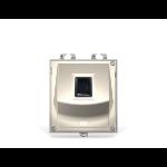 2N Telecommunications 916031 fingerprint reader Black, Nickel