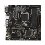 MSI B360M PRO-VDH motherboard LGA 1151 (Socket H4) Micro ATX Intel® B360