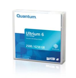 Quantum MR-L6MQN-BC blank data tape LTO 2500 GB 1.27 cm