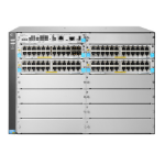 Hewlett Packard Enterprise 5412R 92GT PoE+ & 4-port SFP+ (No PSU) v3 zl2 Managed L3 Gigabit Ethernet (10/100/1000) Grey 7U Power over Ethernet (PoE)