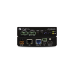 Atlona AT-HDVS-200-RX AV extender AV receiver Black