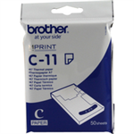 Brother C-11 Thermal-transfer-paper, 50 pages C11