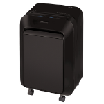Fellowes Powershred LX211 paper shredder Micro-cut shredding Black