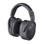 Lindy HF-110 Black Supraaural Head-band headphone