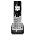 AT&T TL90073 DECT Caller ID Black,Silver telephone
