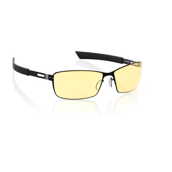 Gunnar Optiks Vayper Amber Onyx Indoor Digital Eyewear