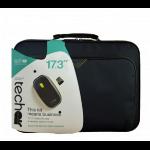 "Tech air TABX416R notebook case 43.9 cm (17.3"") Briefcase Black"