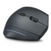 SPEEDLINK Manejo Ergonomic Wireless USB Vertical Mouse, Black (SL-630005-BK)