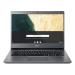 "Acer Chromebook CB714-1W Gris 35,6 cm (14"") 1920 x 1080 Pixeles 8ª generación de procesadores Intel® Core™ i3 8 GB DDR4-SDRAM 64 GB Flash Wi-Fi 5 (802.11ac) Chrome OS"