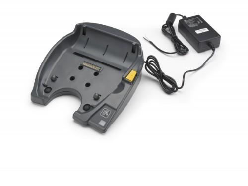 Zebra P1050667-026 handheld device accessory Black