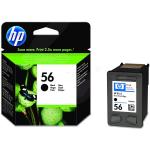 HP C6656AE (56) Printhead black, 520 pages, 19ml
