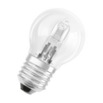 Osram Halogen CL P 20W E27 D Warm white