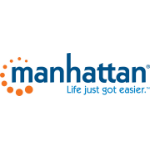 Manhattan TWO MEGAPIXELS, 1080P FULL HD, USB-A PLUG, INTEGRATED MICROPHONE, ADJUSTABLE CLI webcam